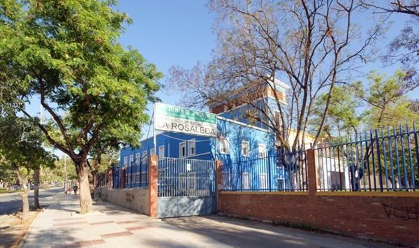 Rehabilitación Integral de Residencia La Rosaleda. Málaga