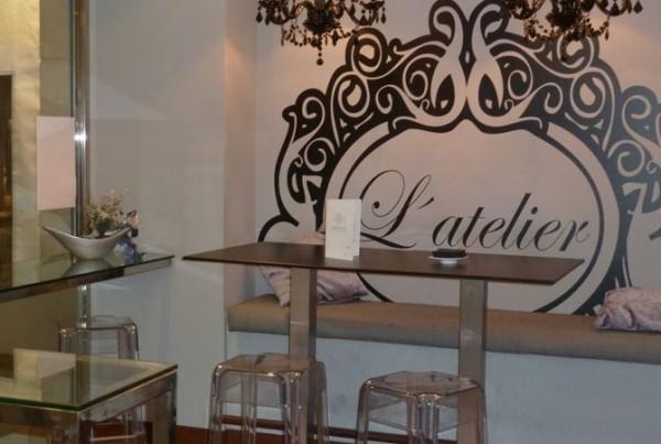 Restaurante Latelier. Málaga