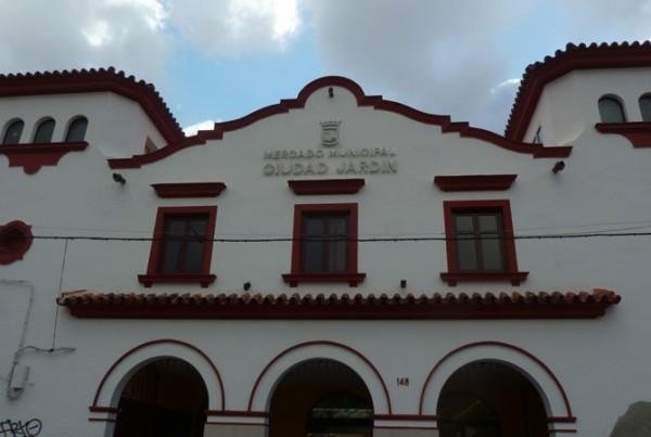 Rehabilitacion Integral Mercado Municipal Ciudad Jardín. Málaga