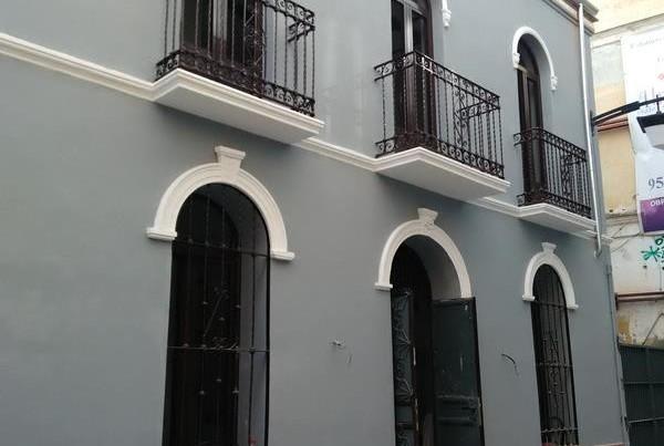 Rehabilitación de Edificio en Calle Beatas, Centro Historico de Málaga.