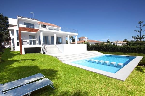 Ejecución de Villa en las Chapas, Marbella