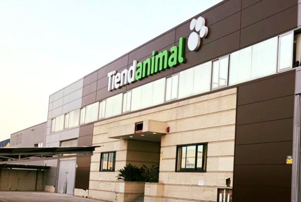 Oficinas administratvas de TiendAnimal Málaga