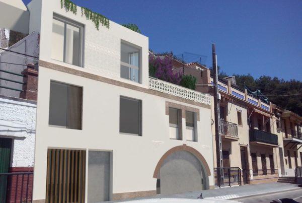 Edificio Unifamiliar General Ibañez.