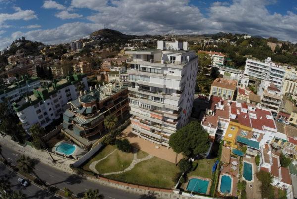 Edificio Torre San Juan, Málaga.